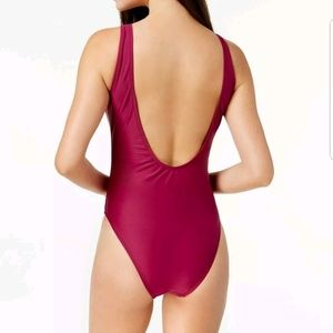 California Waves Swim - California Waves NWT one-piece swimsuit Macy's Med